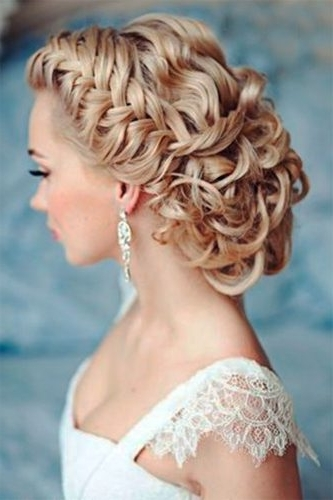 45 Stunning Summer Wedding Hairstyles | Page 4 Of 9 | Wedding Forward With Regard To Summer Wedding Hairstyles For Long Hair (View 6 of 15)