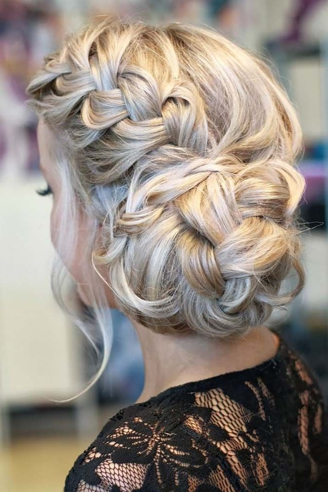 45 Stunning Summer Wedding Hairstyles | Pinterest | Summer Wedding Within Summer Wedding Hairstyles For Long Hair (View 8 of 15)