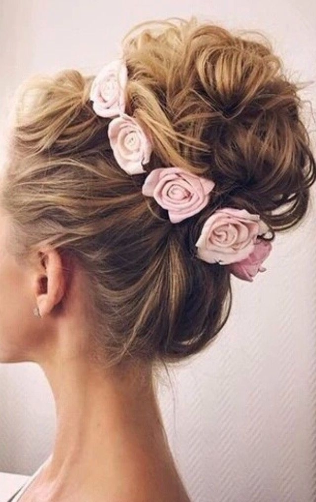 462 Best Wedding Hair & Flowers Images On Pinterest | Bridal Intended For Edmonton Wedding Hairstyles (View 2 of 15)