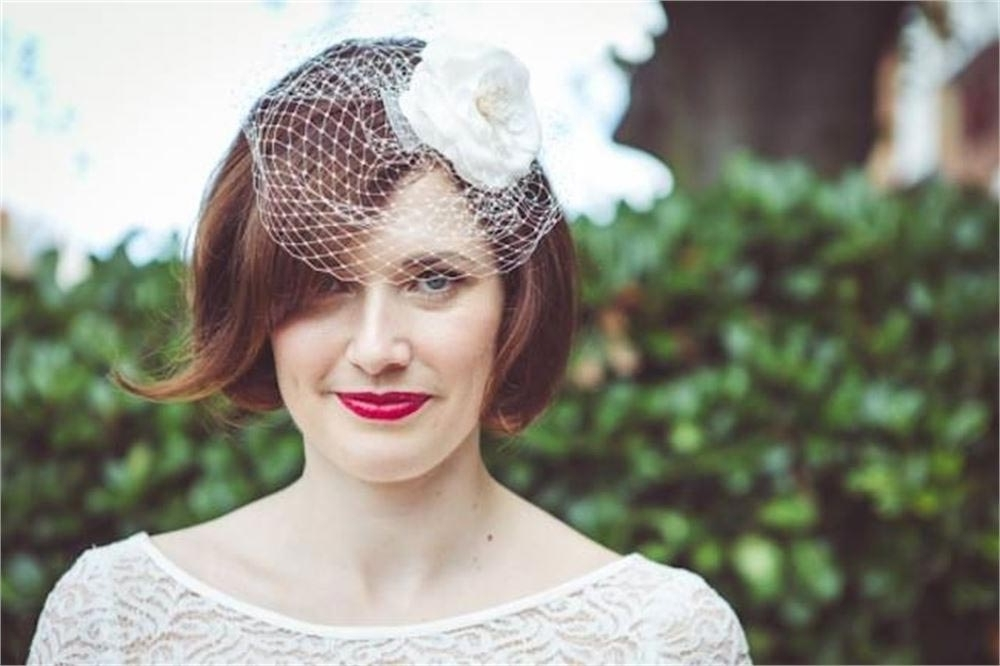 47 Simple Wedding Hairstyles That Are Easy To Master | Hitched.co (View 11 of 15)