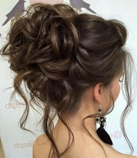 476 Best Bridal Hairstyles & Wedding Hair Images On Pinterest Pertaining To Put Up Wedding Hairstyles For Long Hair (View 9 of 15)