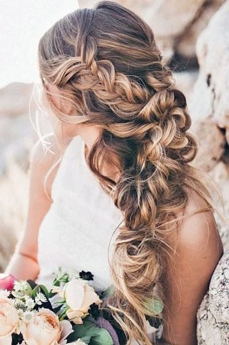 5 Easy Wedding Guest Hairstyles Easy Video Tutorials | Loverly Pertaining To Wedding Hairstyles For Guests (View 11 of 15)