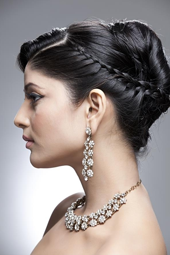 5 Glorious Juda Hairstyles You Must Try Now! | Rewardme With Wedding Juda Hairstyles (View 8 of 15)