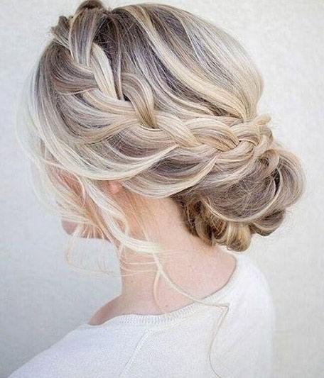 Featured Photo of Elegant Wedding Hairstyles For Medium Length Hair