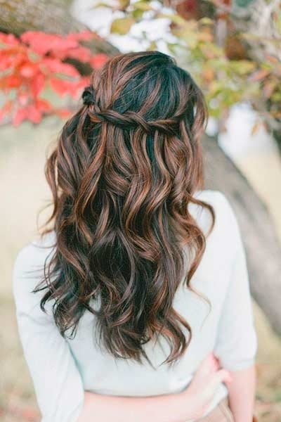 50 Wedding Hairstyles For Every Hair Length | Hairstyles, Nail With Regard To Wedding Hairstyles For Long Thin Hair (View 11 of 15)