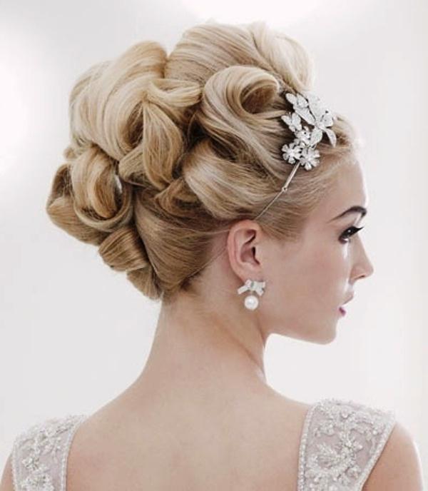 55 Best Marandi's Wedding Images On Pinterest | Hair Dos, Hair Regarding Wedding Night Hairstyles (View 10 of 15)