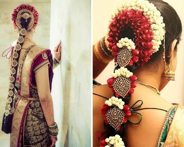 60 Best Tamil Wedding Images On Pinterest | Indian, Indian Bangles For South Indian Tamil Bridal Wedding Hairstyles (View 12 of 15)