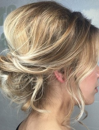 60 Updos For Thin Hair That Score Maximum Style Point Pertaining To Wedding Hairstyles For Medium Length Fine Hair (View 9 of 15)
