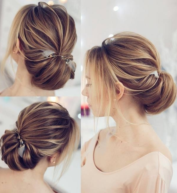 60 Wedding Hairstyles For Long Hair From Tonyastylist | Deer Pearl With Wedding Hairstyles (View 14 of 15)
