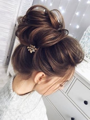 60 Wedding Hairstyles For Long Hair From Tonyastylist | Weddings With Regard To Wedding Hairstyles For Medium Length Straight Hair (View 12 of 15)