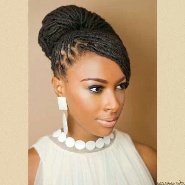 61 Best For Me Images On Pinterest | Braids, Hairdos And Natural Beauty With Wedding Hairstyles With Kinky Twist (View 9 of 15)