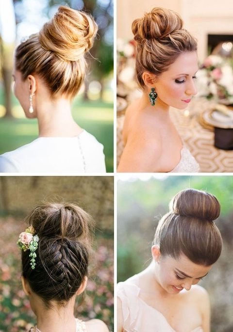 Featured Photo of Knot Wedding Hairstyles