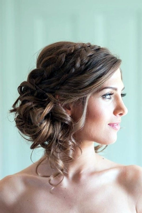 673 Best Wedding Hair And Makeup Images On Pinterest   Hair Cut Pertaining To Country Wedding Hairstyles For Short Hair (View 7 of 15)
