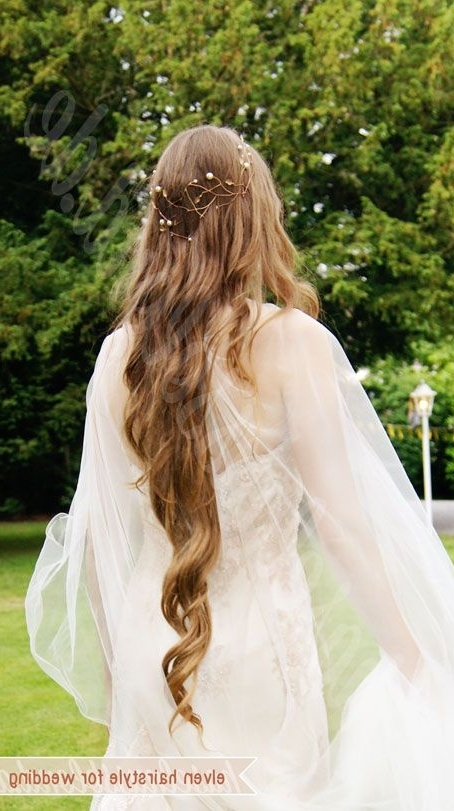 75 Best ? Haselnussblond ? Images On Pinterest | Plaits, Hair With Regard To Wedding Hairstyles For Really Long Hair (View 6 of 15)