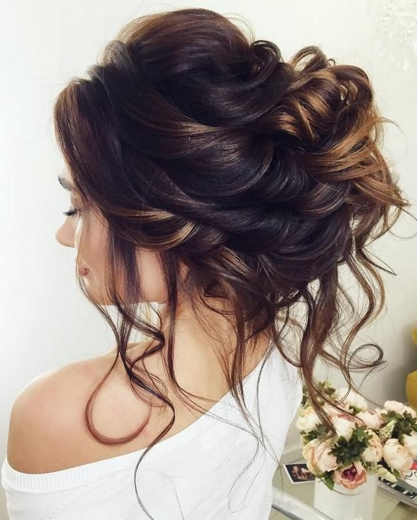 75 Chic Wedding Hair Updos For Elegant Brides | Chongos, Half Updo Throughout Half Updo Wedding Hairstyles (View 9 of 15)