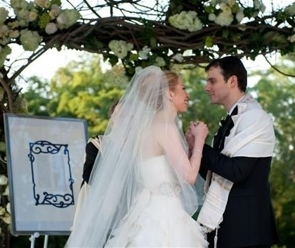 8 Best Jewish Celebrity Weddings Images On Pinterest | Celebrity With Jewish Wedding Hairstyles (Gallery 4 of 15)