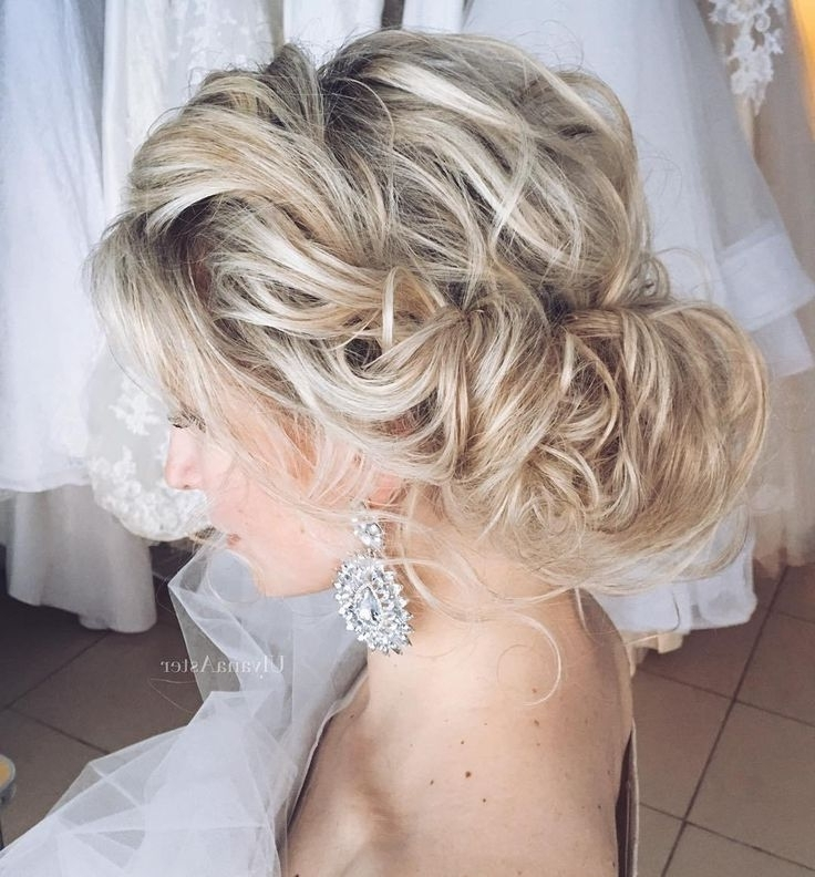 8 Best Wedding Hair Images On Pinterest | Updos For Thin Hair With Wedding Hairstyles For Short And Thin Hair (View 13 of 15)