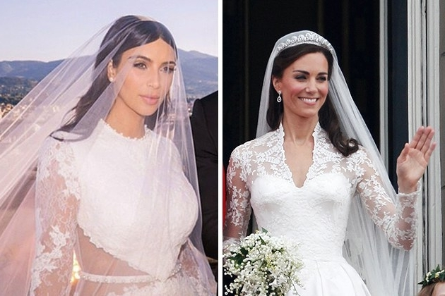 Featured Photo of Celebrity Wedding Hairstyles