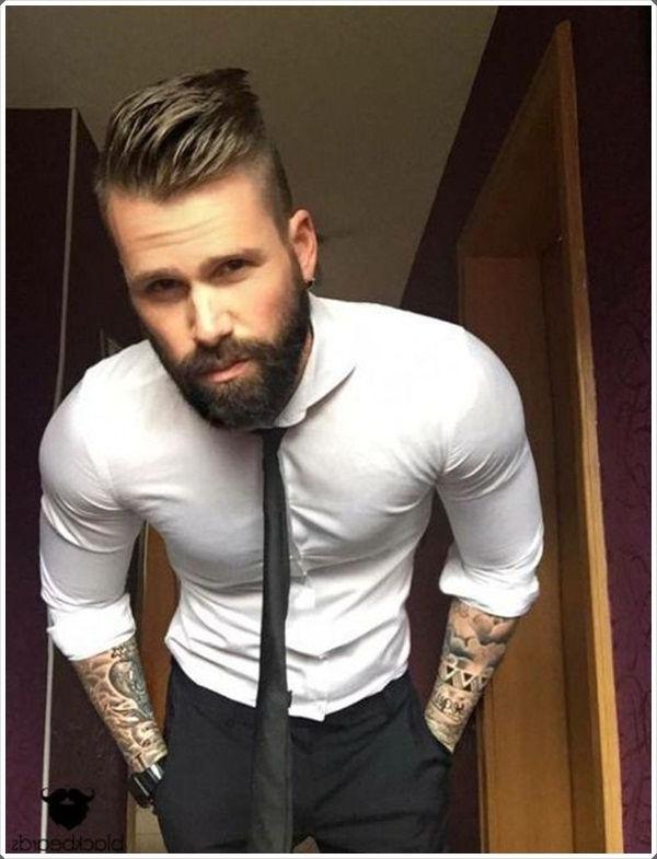 80 Dynamic Wedding Hairstyles For Men | Pinterest | Unique Wedding Within Wedding Hairstyles For Mens (Gallery 1 of 15)