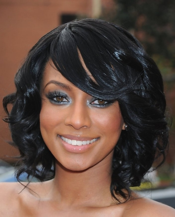 Featured Photo of African American Wedding Hairstyles For Medium Length Hair