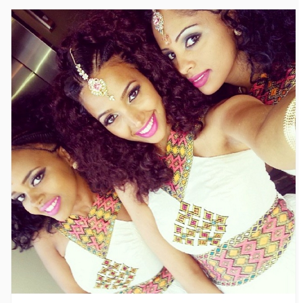 African Ethiopian Habesha Brides And Weddings | (0) B African Kings With Regard To Ethiopian Wedding Hairstyles (View 2 of 15)