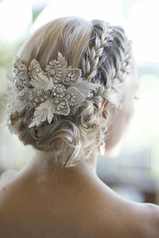 All You Need To Know About Wedding Hairstyles   Country Wedding Within Country Wedding Hairstyles For Short Hair (View 3 of 15)