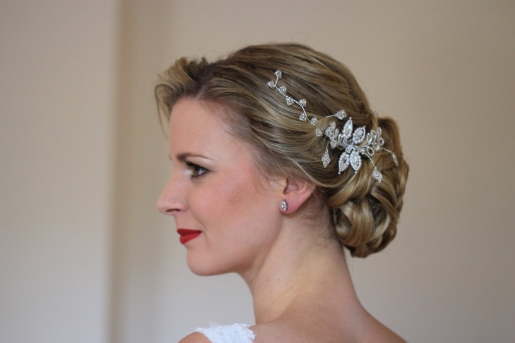Amelia Garwood Wedding Hair Make Up Artist Norwich Vintage 50Th With Norwich Wedding Hairstyles (View 10 of 15)