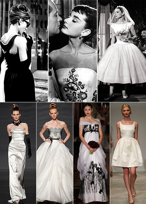 Audrey Hepburn Bridal Style Intended For Audrey Hepburn Wedding Hairstyles (View 4 of 15)