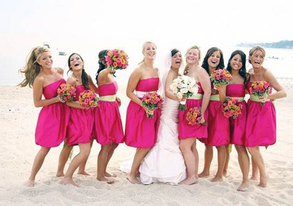 Beach Wedding Hairstyles Bridesmaid Images – Inofashionstyle Regarding Beach Wedding Hair For Bridesmaids (View 2 of 15)