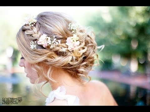 Beach Wedding Hairstyles For Short Hair – Youtube With Beach Wedding Hairstyles For Short Hair (View 8 of 15)
