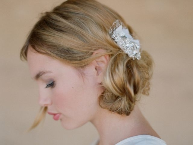 Beach Wedding Updos Best Of Beach Wedding Hairstyles For Short Hair For Elegant Wedding Hairstyles For Short Hair (View 2 of 15)