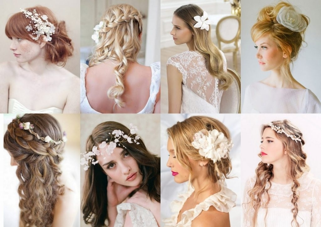 Beautiful Photos Of Wedding Guest Hairstyles With Fascinators | Best Within Wedding Guest Hairstyles For Long Hair With Fascinator (View 5 of 15)