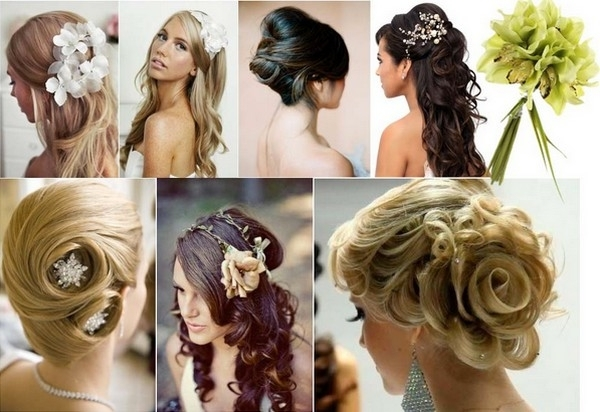 Beautiful Wedding Hairstyles For Girls Pertaining To Wedding Hairstyles For Girls (View 5 of 15)