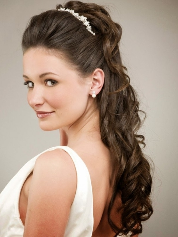 Beautiful Wedding Hairstyles For Long Hair ~ Mens Hairstyles With Pertaining To Quiff Wedding Hairstyles (View 5 of 15)
