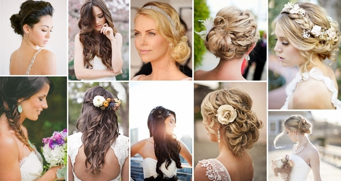 Beauty & Attire For Your Wedding In Slovenia For Wedding Hairstyles That Last All Day (View 3 of 15)