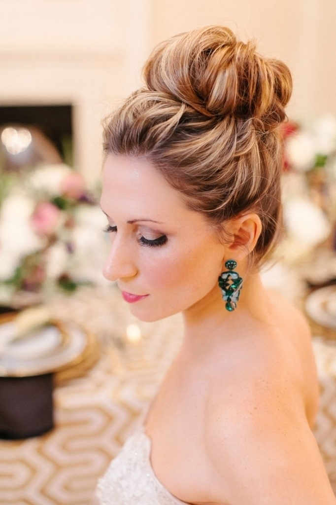 Best Bridesmaids Hairstyle 35 Best Wedding Hairstyles For Pertaining To Modern Wedding Hairstyles For Bridesmaids (View 3 of 15)