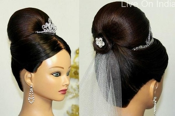Best Christian Bridal Hairstyles | Christian Bridal Hairstyles With Regard To Christian Bridal Hairstyles For Short Hair (View 8 of 15)