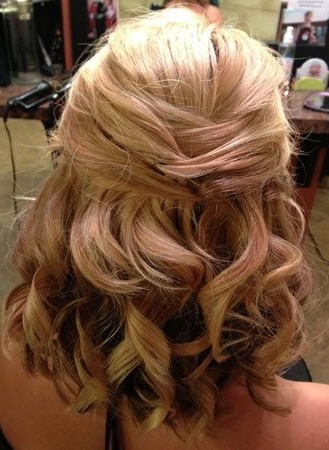Best Formal Short Hairstyles For Weddings | Tat | Pinterest | Short Throughout Wedding Hairstyles For Medium Length Fine Hair (View 5 of 15)