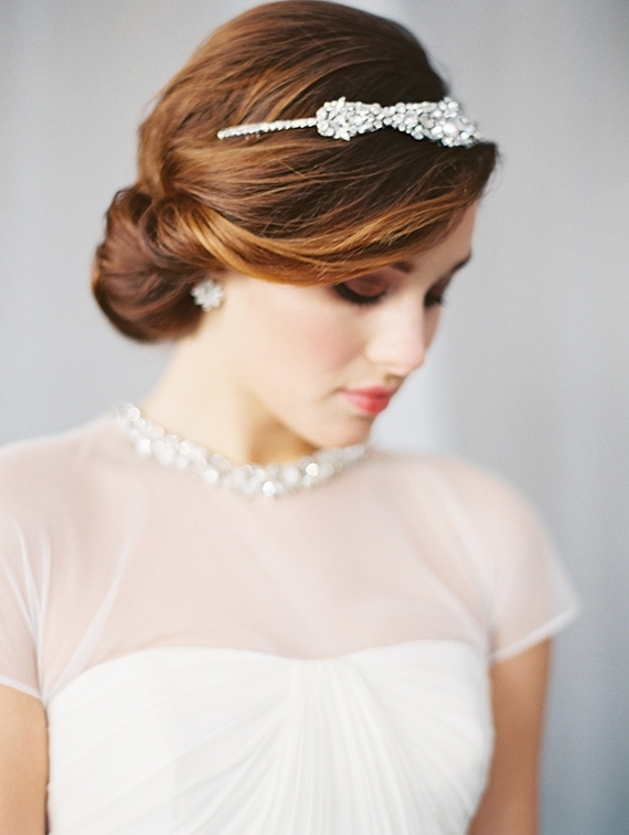 Best Of 2014 Bridal Hairstyles | Wedding Hairstyles | 100 Layer Cake For Edmonton Wedding Hairstyles (View 6 of 15)