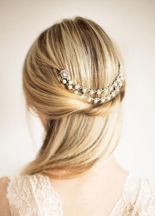 Best Simple Wedding Hairstyles For Long Hair With Diy Simple Wedding In Diy Simple Wedding Hairstyles For Long Hair (View 15 of 15)