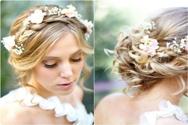 Best Wedding Hairstyles For Short | Bridal Hairstyles For Short Thin Regarding Wedding Hairstyles For Thin Hair (View 14 of 15)