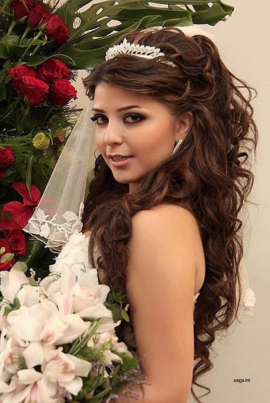 Big Hair Wedding Hairstyles Big Curly Wedding 18795 | Fashion Trends With Big Curls Wedding Hairstyles (View 7 of 15)