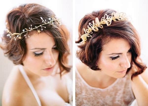 Boho Wedding Hair Ideas | Mywedding Pertaining To Bohemian Wedding Hairstyles For Short Hair (View 13 of 15)