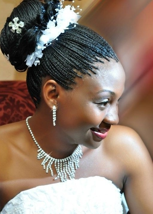 Box Braid For Brides – Buscar Con Google | Styling My Hair Intended For Wedding Hairstyles With Box Braids (View 5 of 15)