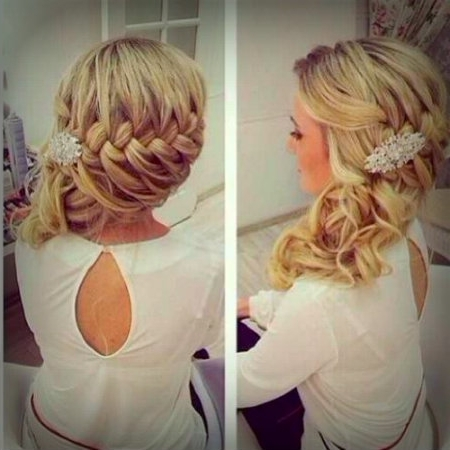 Braids Styles For Long Hair 1 – Latest Hair Styles – Cute & Modern Inside Wedding Hairstyles For Long Hair With Braids (View 11 of 15)