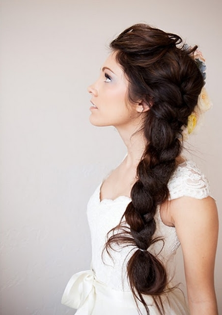 Braids Wedding Hairstyle For Long Hair 01 – Latest Hair Styles Inside Modern Wedding Hairstyles For Long Hair (View 7 of 15)