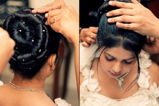Bridal Hair Accessories: Must Have Hair Accessories For Indian Pertaining To Christian Bridal Hairstyles For Short Hair (View 3 of 15)