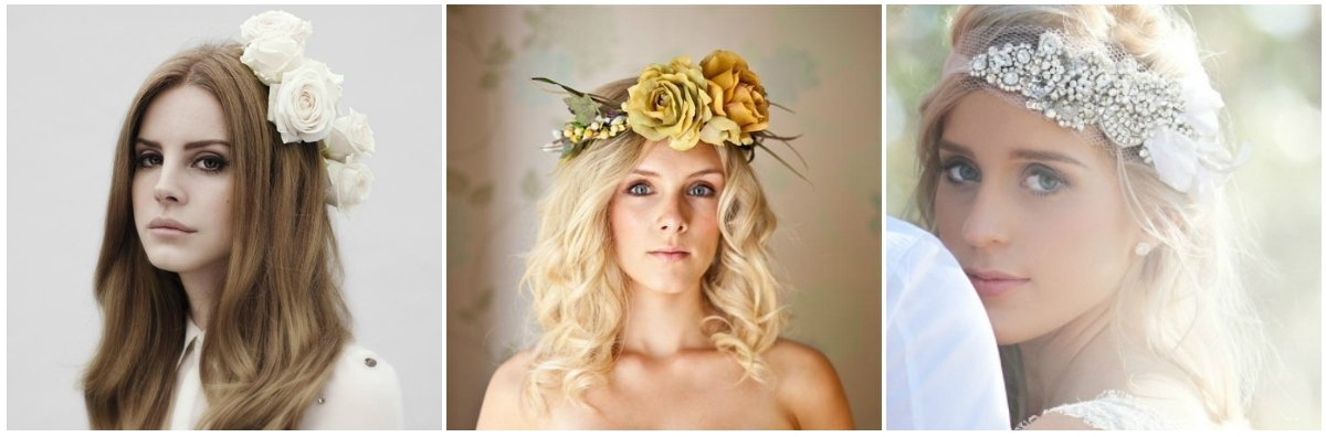 Bridal Hairstyles To Flatter Your Face Shape | Percy Handmade Regarding Wedding Hairstyles For Long Hair And Oval Face (View 7 of 15)