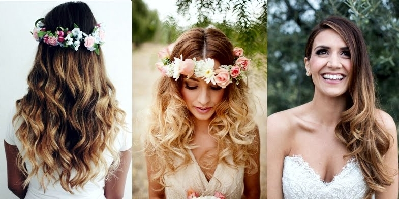 Bridal Ombre Hairstyles! Regarding Wedding Hairstyles With Ombre (View 2 of 15)