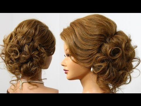 Featured Photo of Prom Wedding Hairstyles For Long Medium Hair